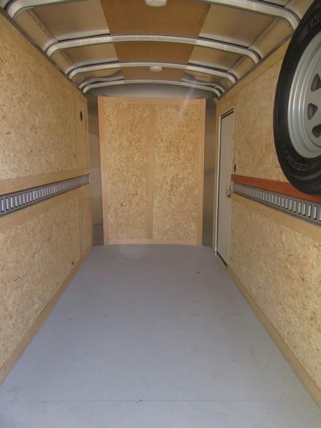 New 2018 Wells Cargo RF5x101 5x10 Enclosed Cargo Trailer