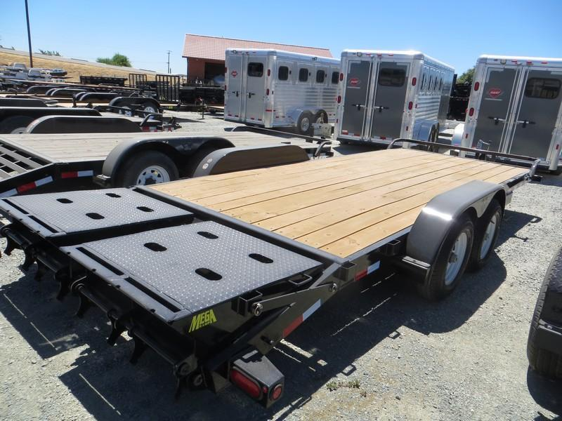 NEW 2017 Big Tex 10ET-20MR 7x20 Equipment Trailer