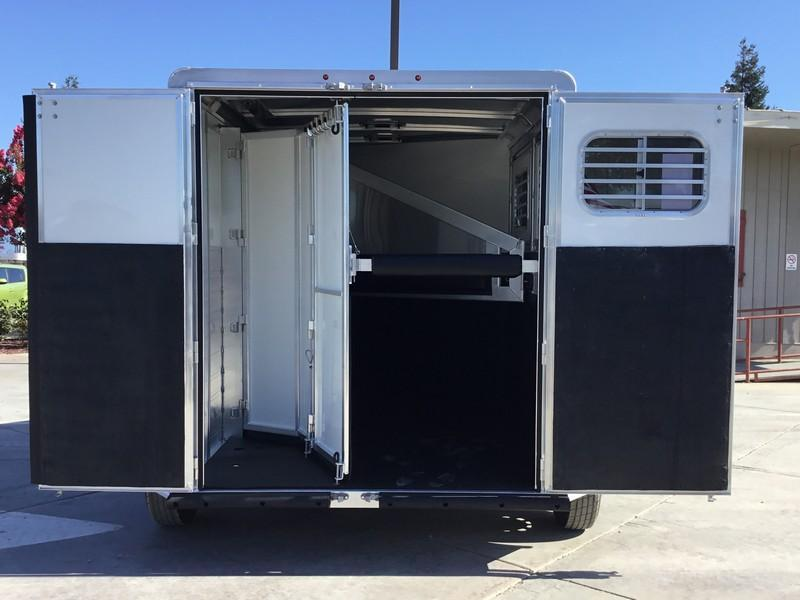 NEW 2019 Elite Trailers 2 horse Colt Bp Horse Trailer