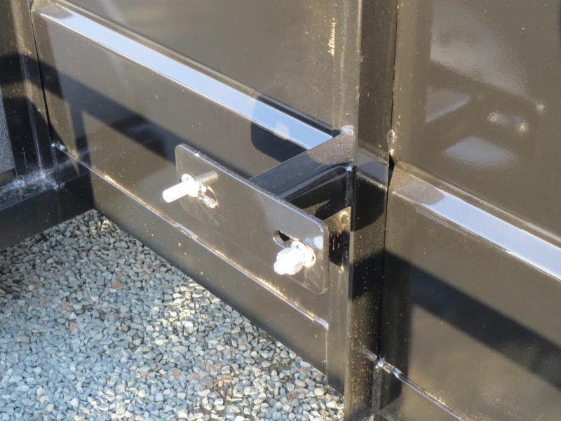 New 2017 Big Tex 35SV-10 6.5x10 Utility Trailer Vin: 88973