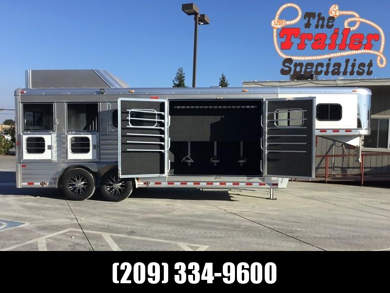 New 2019 Hart Trailers 3 Horse Tradition Smart Tack Horse Trailer in Ashburn, VA
