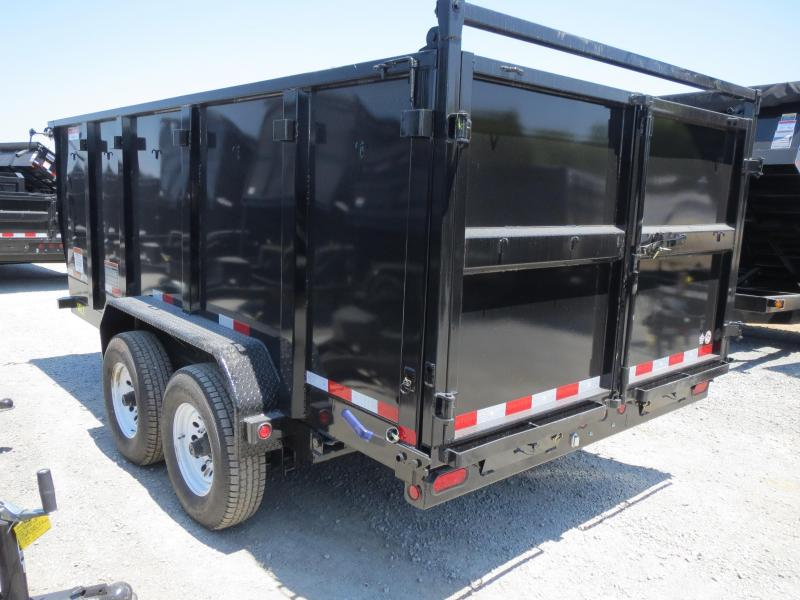New 2019 Big Tex 14LX-14P4 4' sides 14K Dump Trailer