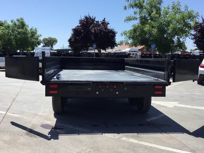 NEW 2020 Big Tex 14OD-14 Dump Trailer 8.5'x14' 14k GVW