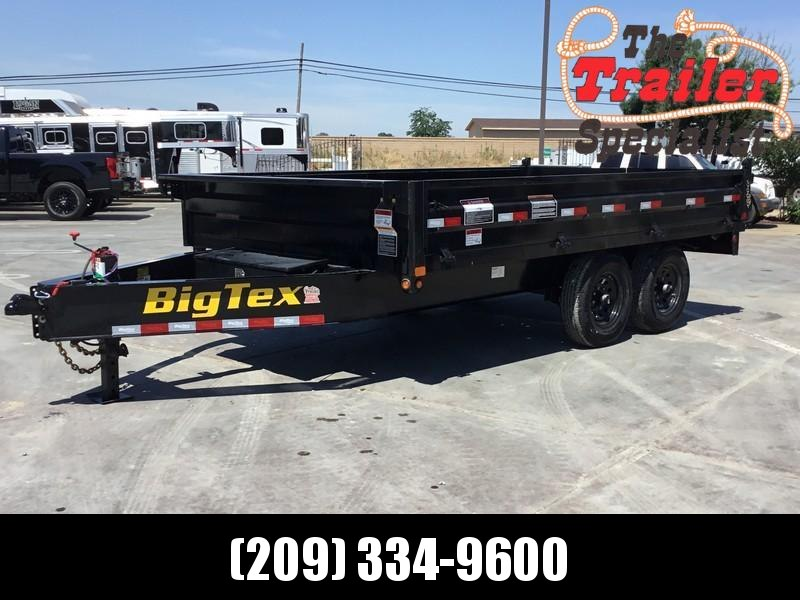 NEW 2020 Big Tex 14OD-14 Dump Trailer 8.5'x14' 14k GVW in Ashburn, VA