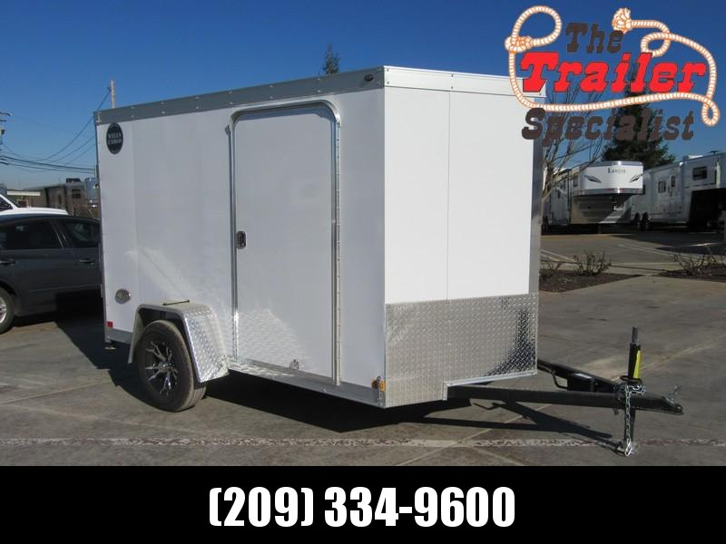 New 2018 Wells Cargo WCVG610S 6x10 Enclosed Cargo trailer Vin 51015
