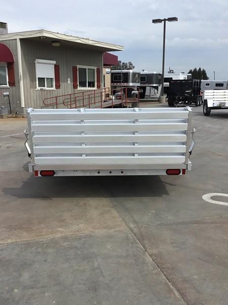 NEW 2020 Aluma 7814SBT 77.5x168 Utility Trailer Utility Trailer