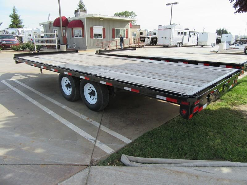 NEW 2018 Big Tex Trailers 14OA-20SIR Equipment Trailer Vin:16421