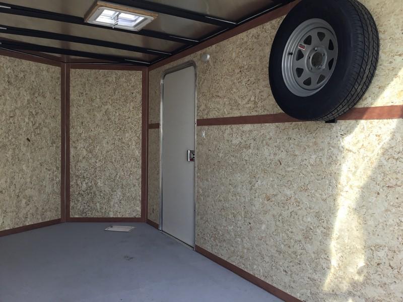 New 2018 Wells Cargo WCVG612S 6x12 Enclosed Cargo Trailer