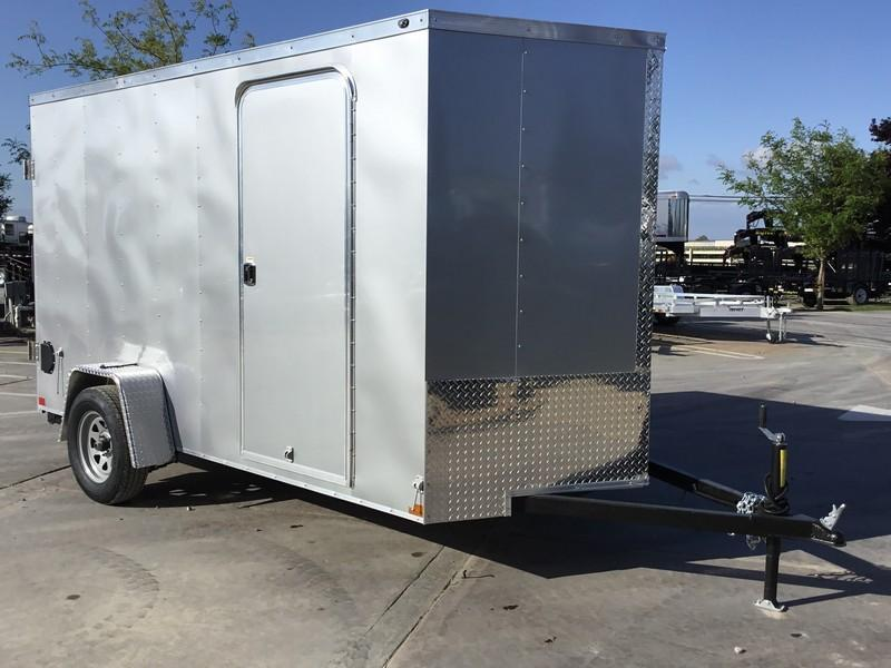 New 2018 Wells Cargo WCVG612S 6x12 Enclosed Cargo Trailer