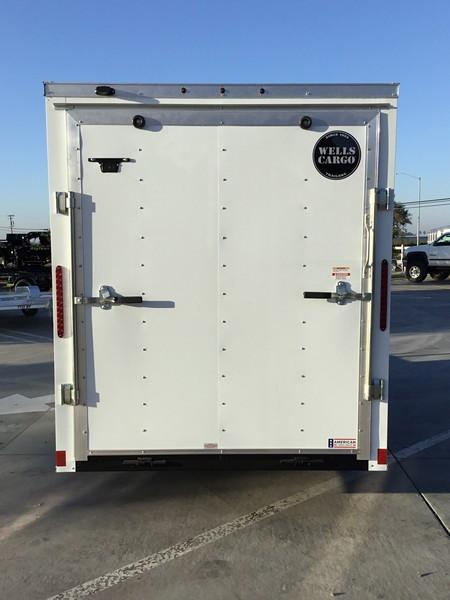 New 2019 Wells Cargo FT612S2 6x12  Enclosed Cargo Trailer