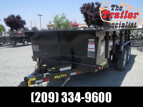 "NEW 2019 Big Tex 14LX-14 83""x14' 14K Dump Trailer  in Ashburn, VA"