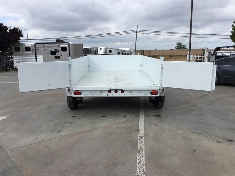 New 2018 Big Tex 10LX-12 7X12 10K Dump Trailer