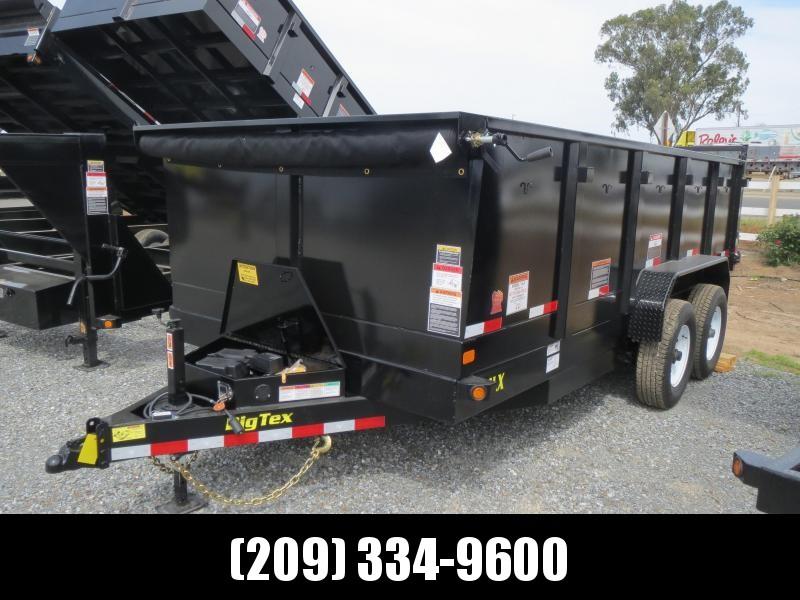 New 2020 Big Tex 14LX-16P3 Dump Trailer 7x16 14k in Ashburn, VA