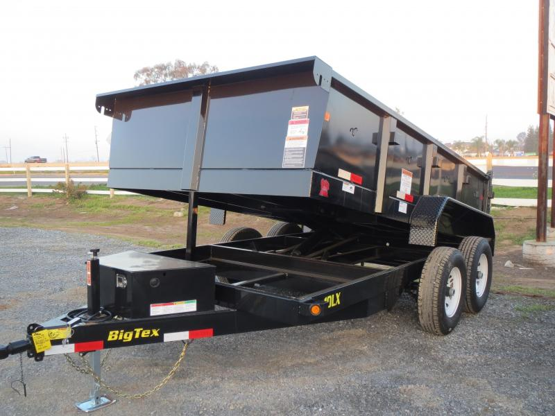 New 2019 Big Tex 10LX-12 7X12 10K Dump Trailer