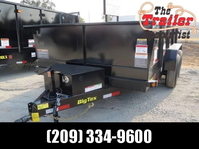 New 2019 Big Tex 10LX-12 7X12 10K Dump Trailer  in Ashburn, VA