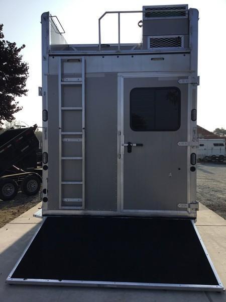 NEW 2019.5 Lakota BH8416TSR 4H Big Horn 16' LQ Horse Trailer