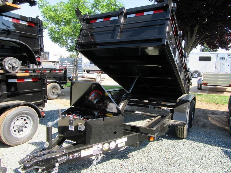 New 2019 Five Star DT095 7k  5x10 Dump Trailer