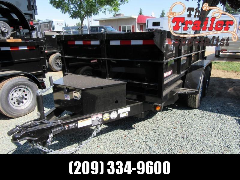 New 2019 Five Star DT095 7k  5x10 Dump Trailer in Ashburn, VA