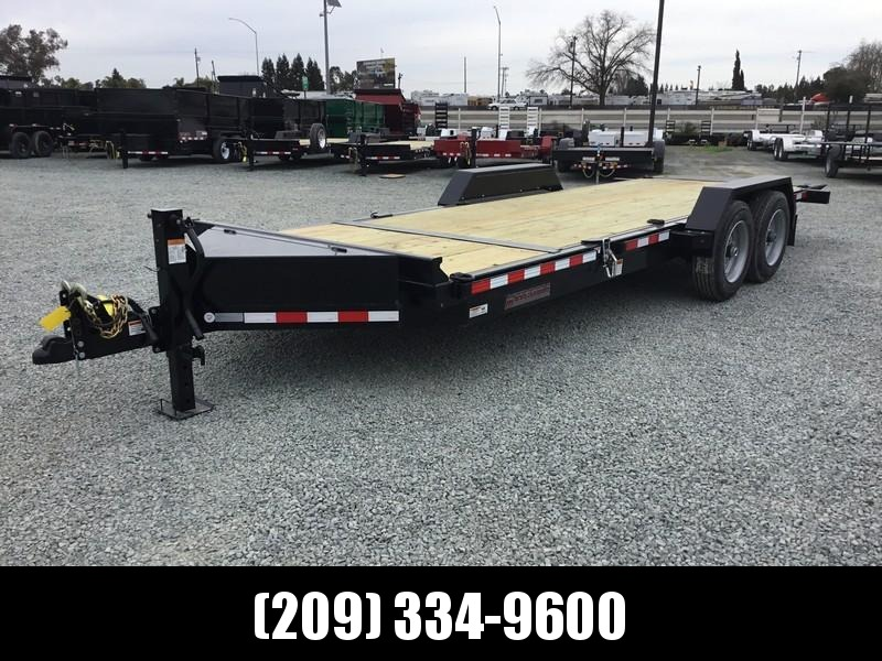 New Heavy Duty 2019 Midsota TB-20 7x20 15400 GVW Equipment Trailer in Ashburn, VA