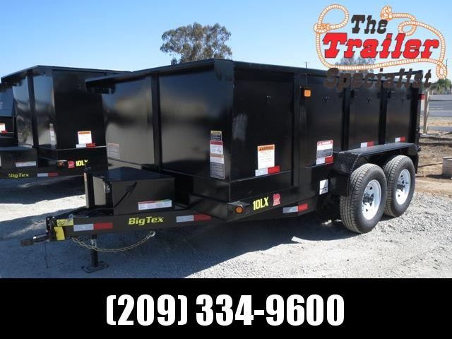 2017 Big Tex 10LX-12P3 83x12 Dump Trailer