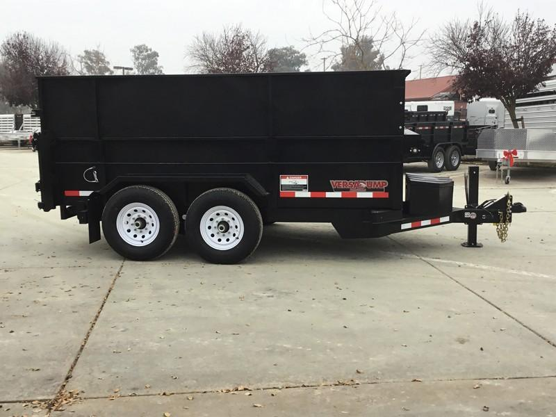 NEW 2019 Heavy Duty Midsota HV-12 Dump Trailer
