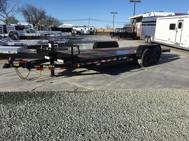"New 2019 Big Tex 14TL-22 80""x22' 14K Tilt Equipment Trailer  in Ashburn, VA"