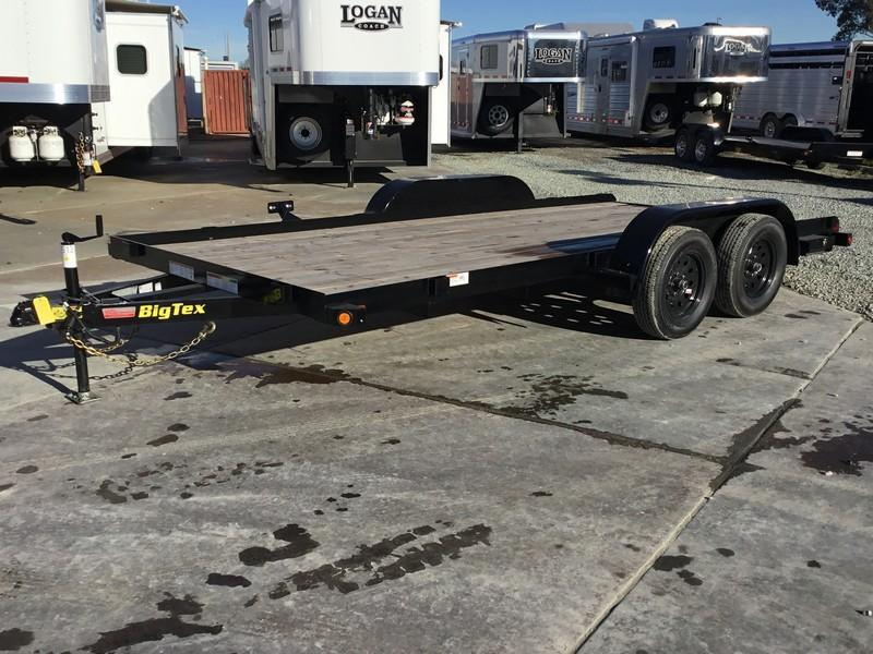 New 2019 Big Tex 60CH-16 7x16' 6k Car/Racing Trailer  in Ashburn, VA