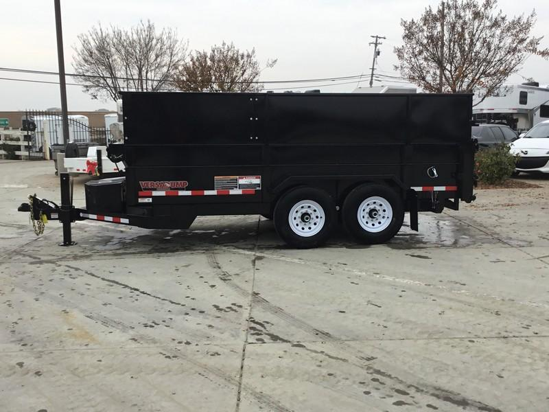 NEW 2019 Heavy Duty Midsota HV-14 Dump Trailer