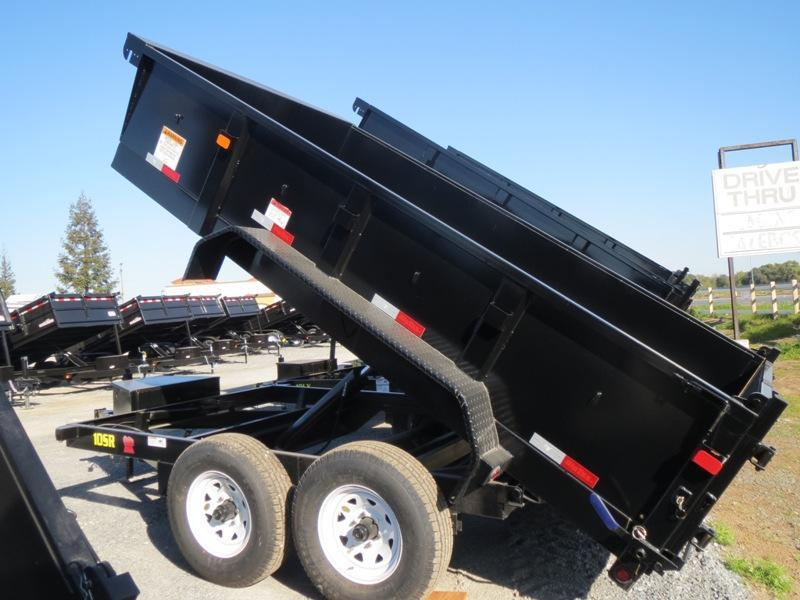 New 2019 Big Tex 10SR-12XL 7x12 10K Dump Trailer