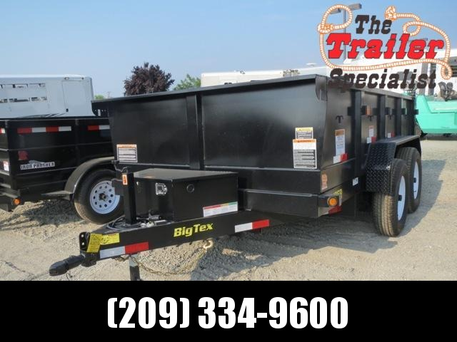 New 2019 Big Tex 10SR-12XL 7x12 10K Dump Trailer  in Ashburn, VA