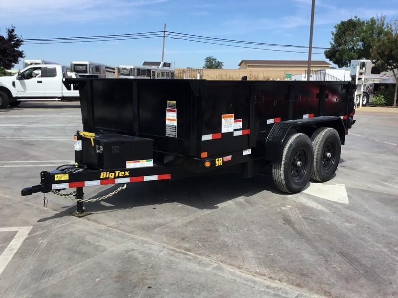 New 2020 Big Tex 10SR-12XL 7x12 10K Dump Trailer  in Ashburn, VA