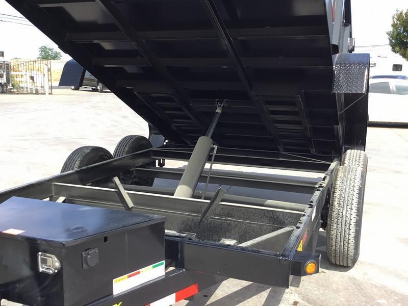 New 2020 Big Tex 10SR-12XL 7x12 10K Dump Trailer