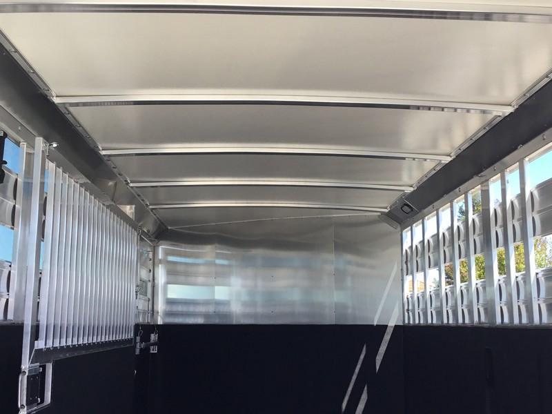 2019 Hart Trailers 26 ft Smart tack Stock Combo Livestock Trailer
