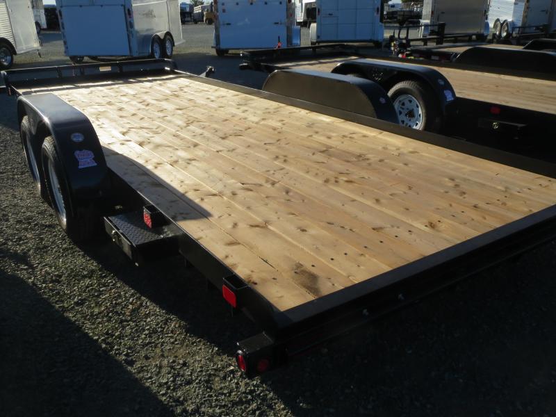 New 2018 Big Tex 70CH-20 7x20 Car / Racing Trailer VIN:97322