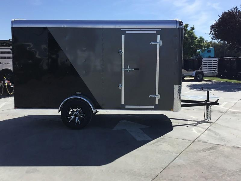 New 2019 Mirage MXL612SA2 6x12 Enclosed Cargo Trailer