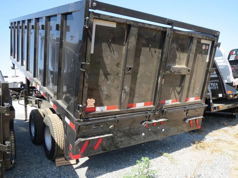 New 2018 Big Tex 25DU-20 8x20 25K GVW Dump Trailer