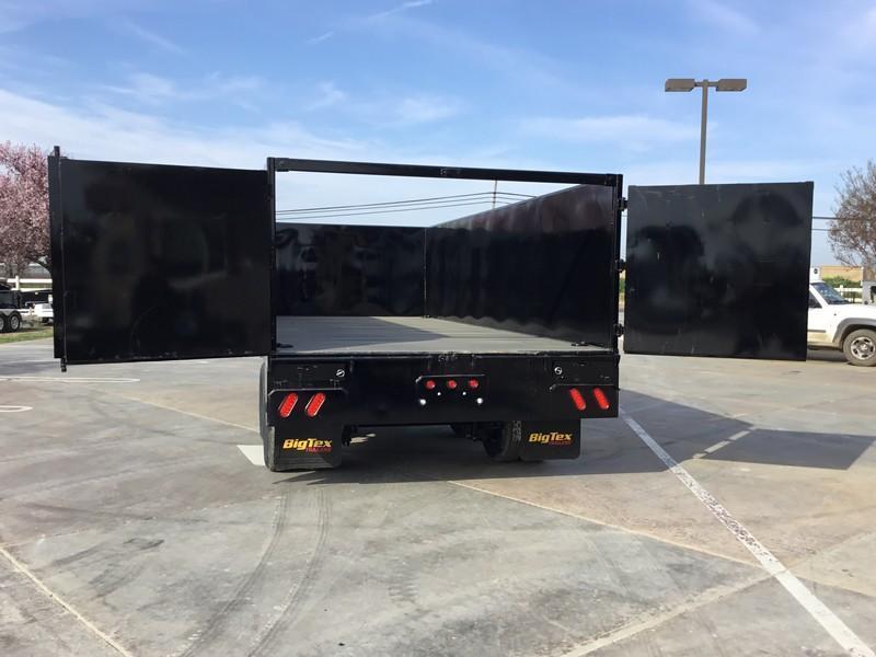 New 2019 Big Tex 25DU-20 8x20 25K GVW Dump Trailer