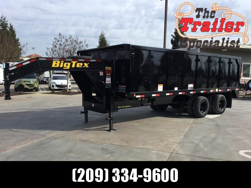 New 2019 Big Tex 25DU-20 8x20 25K GVW Dump Trailer