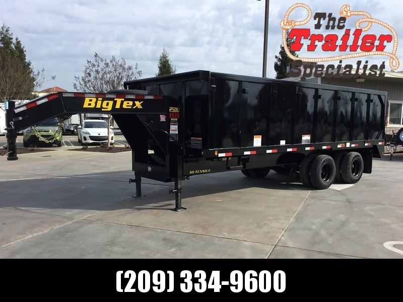 New 2019 Big Tex 25DU-20 8x20 25K GVW Dump Trailer  in Ashburn, VA