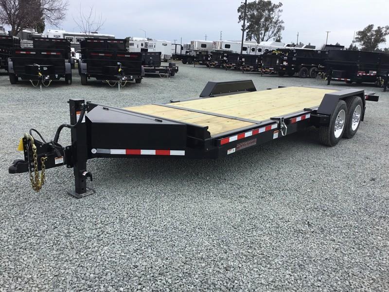 NEW Heavy Duty 2019 Midsota TB-20 7x20 15400 GVWR Equipment Trailer in Ashburn, VA
