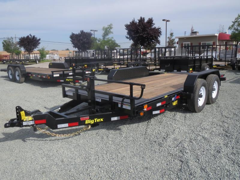 New 2017 Big Tex 14FT-16 Equipment Trailer VIN:62792