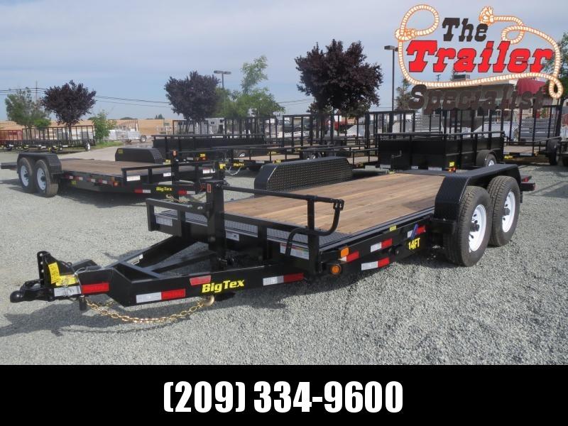 New 2019 Big Tex 14FT-16 Equipment Trailer VIN:62792 in Ashburn, VA