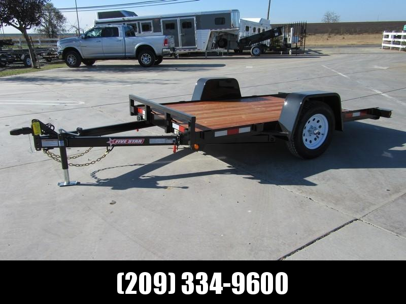 NEW 2019 FIVE STAR UT304 5K 6.5x10 TILT UTILITY TRAILER in Ashburn, VA
