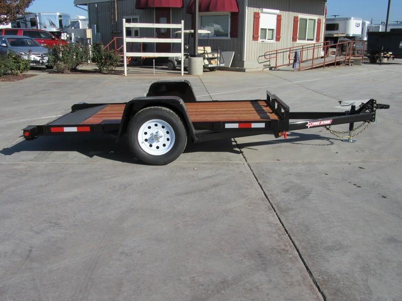 NEW 2019 FIVE STAR UT269 5K 5.5x10 TILT UTILITY TRAILER