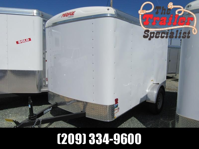 New 2018 Mirage MXPO610SA 6x10 Enclosed Cargo Trailer