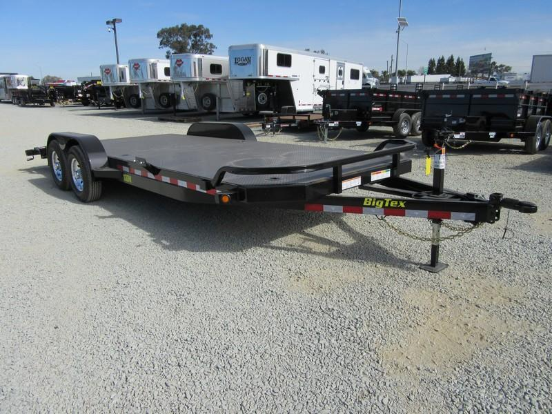 New 2019 Big Tex 10DM-20 7x20 10K GVW Car/Racing Trailer
