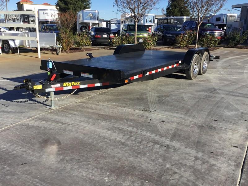 New 2019 Big Tex 10DM-20 7x20 10K GVW Car/Racing Trailer  in Ashburn, VA