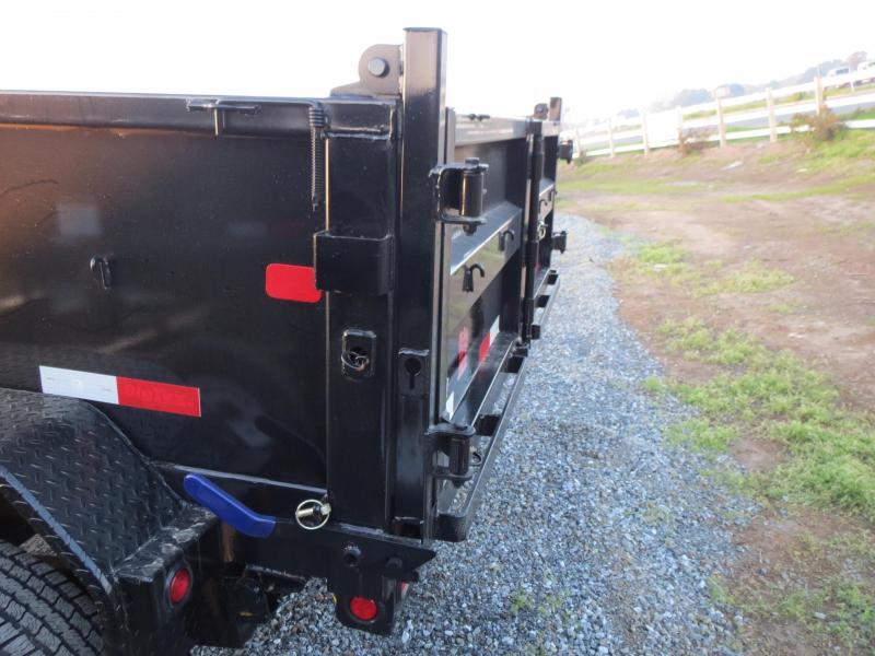 New 2018 Big Tex 10LX-10 7x10 10K Dump Trailer