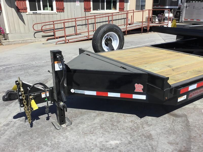 NEW Heavy Duty 2019 Midsota TB - 22 7x24' 15400 GVW Equipment Trailer