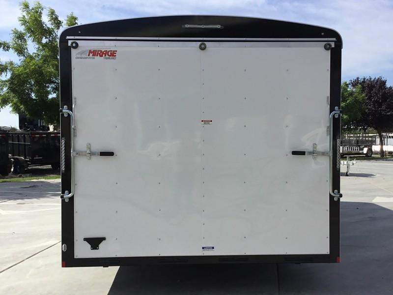 New 2019 Mirage MXPO8.520TA2 8.5x20 Enclosed Cargo Trailer
